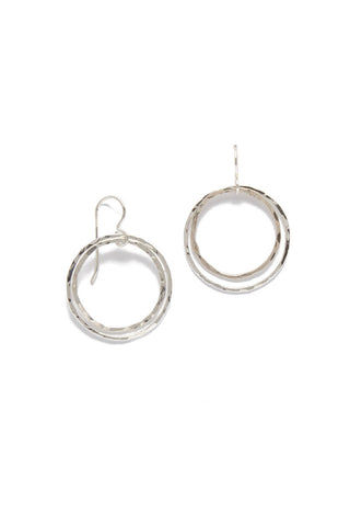 SIMONE JEANETTE Zoe Earrings Jewelry | Silver| Simone Jeanette Zoe Earrings