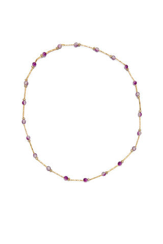 TEGAA Ndey Waistbeads Jewelry | Lavender Cloud| Tegaa Ndey Waistbeads
