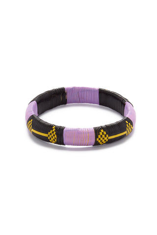 TEGAA Leena Bangle Jewelry | Purple| TEGAA Leena Bangle