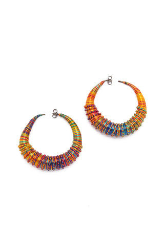 TEGAA Silla Hoops Large Jewelry | Silla Hoops Large