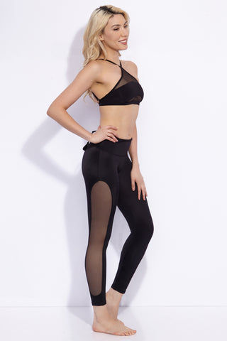 KACEY SHANA Barnegat Leggings Leggings | Black| Kacey Shana Barnegat Leggings