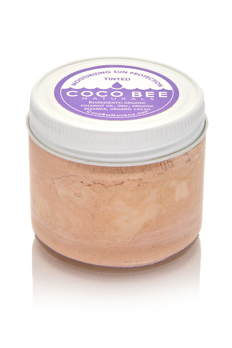 COCO BEE NATURALS Tinted 30 - 2 oz Beauty | Fleur Red Print|Coco Bee Naturals Tinted 30 - 2 oz