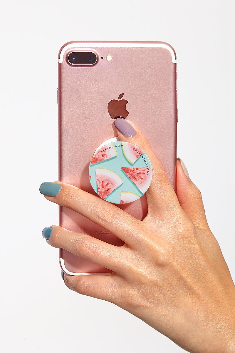 BIKINI.COM Watermelon Popsocket Phone Accessories | Watermelon Popsocket