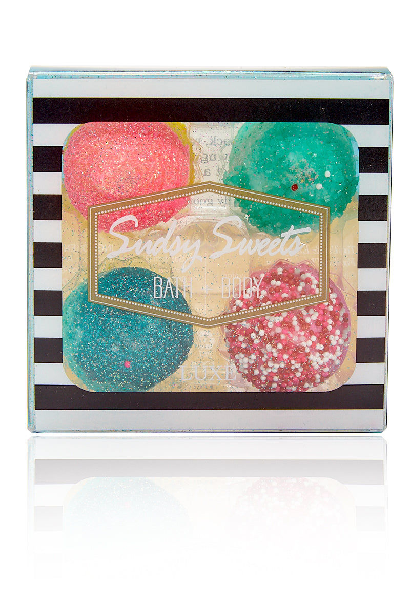 MUE LIFESTYLE Luxe Bathtub Candy Beauty | MUE LIFESTYLE Luxe Bathtub Candy