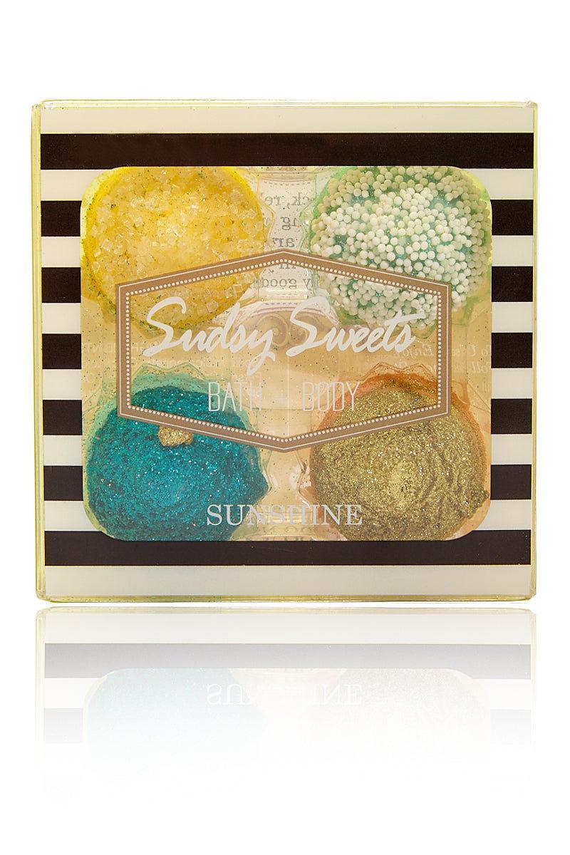 MUE LIFESTYLE Sunshine Bathtub Candy Beauty | Sunshine Bathtub Candy