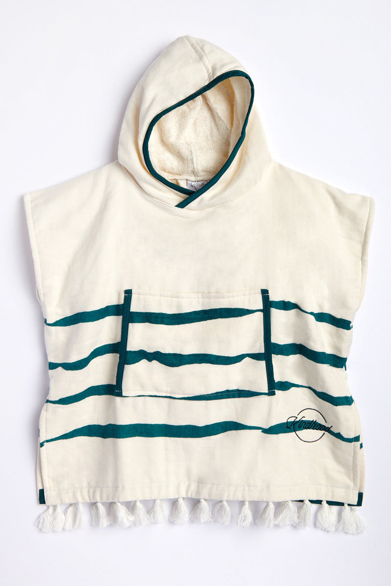 KINDHOOD Strands Poncho (Kids) Kids Resort | Strands| Kindhood Strands Poncho