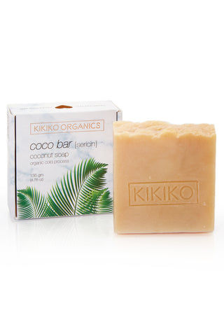 KIKIKO ORGANICS Rice Milk Coco Bar Beauty | Rice Milk Coco Bar