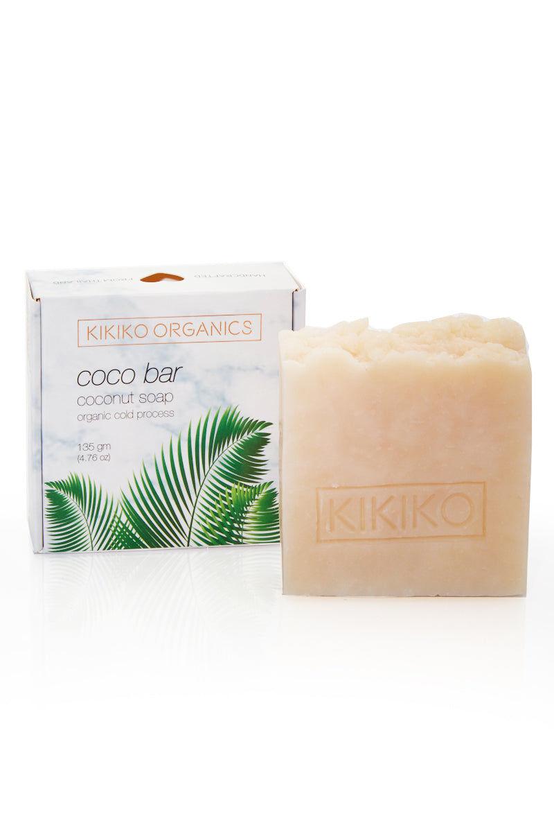 KIKIKO ORGANICS Warm Milk Coco Bar Beauty | Warm Milk Coco Bar