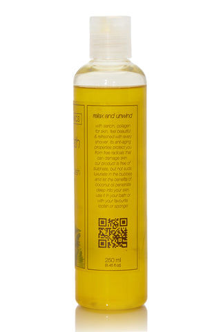 KIKIKO ORGANICS Homme Coco Hair & Body Wash Sericin Beauty | Homme Coco Hair & Body Wash Sericin