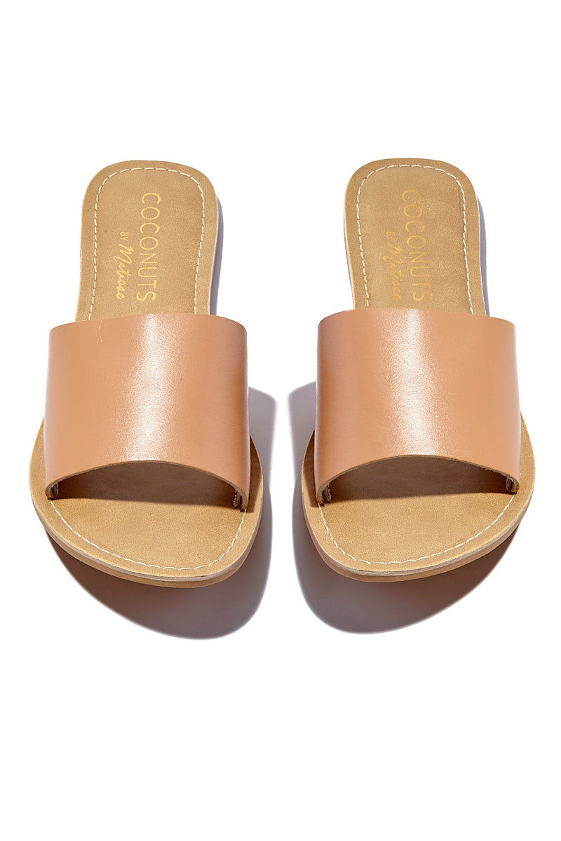 MATISSE Nude Cabana Sandals Sandals | | Matisse Nude Cabana Sandals Slides Upper: Leather   Outsole: Man Made Synthetic Leather Lining   Padded Insole
