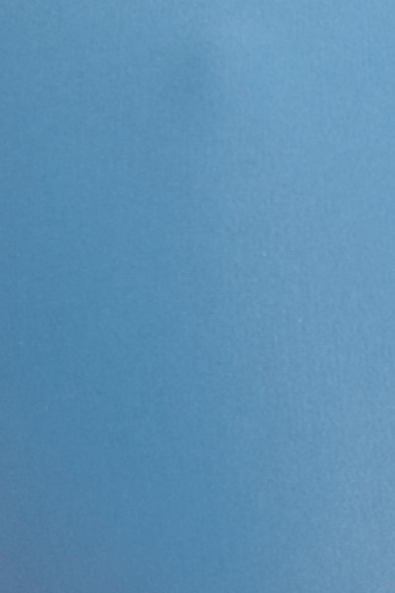 JADE SWIM Apex One Shoulder Bikini Top - Sky Bikini Top   Sky  Jade Swim Apex One Shoulder Bikini Top - Sky Detail View Asymmetrical One Shoulder Bikini Top Sky Blue Fabric Thin Double Back Straps UV Protective Lotion/Oil Resistant