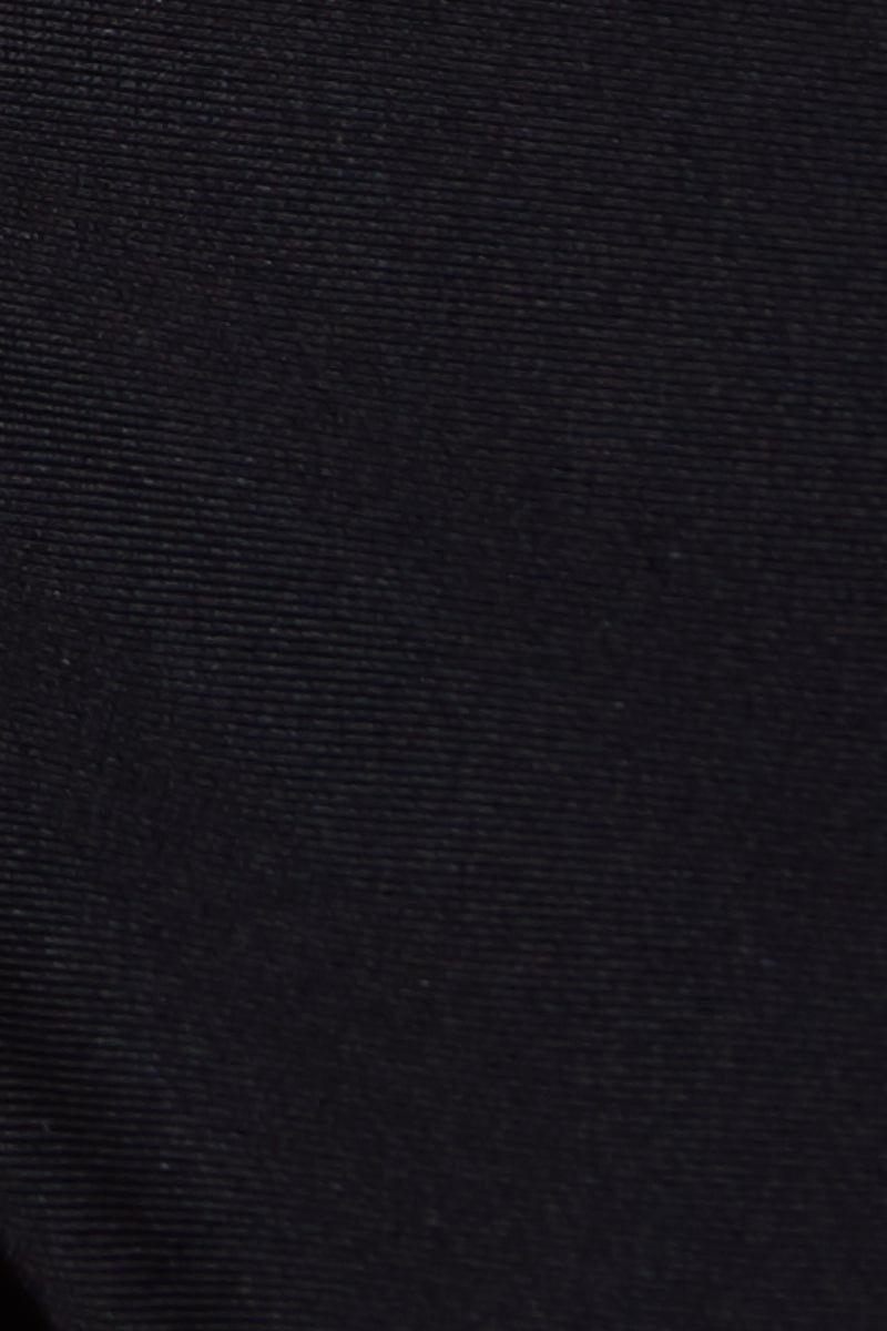 MGS Lauryn Bandeau Top - Black Bikini Top | Black|Lauryn Bandeau Top Detail
