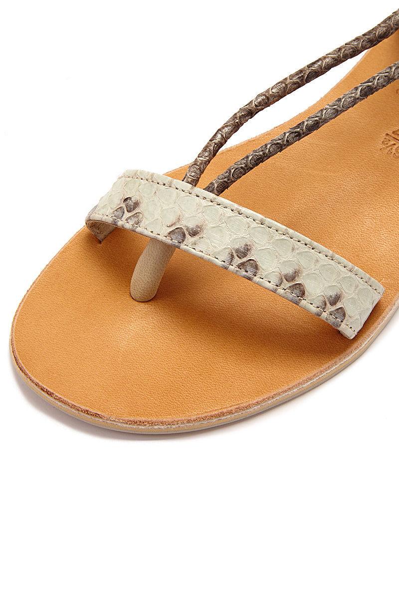 COCOBELLE Rio Sandals  - Natural Sandals | Natural| CocoBelle Rio Sandals Detail View
