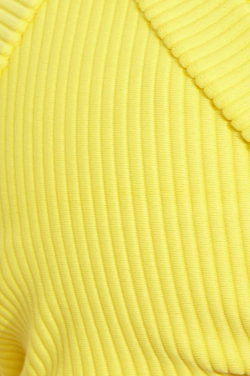 FRANKIES BIKINIS Sky Bottom - Yellow Bikini Bottom | Sky Bottom - Yellow