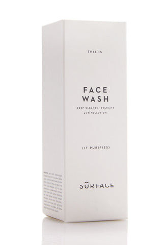 SURFACE Face Wash - 150ml Beauty | Surface Face Wash - 150ml Packaged View