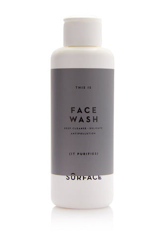 SURFACE Face Wash - 150ml Beauty | Surface Face Wash - 150ml Front View