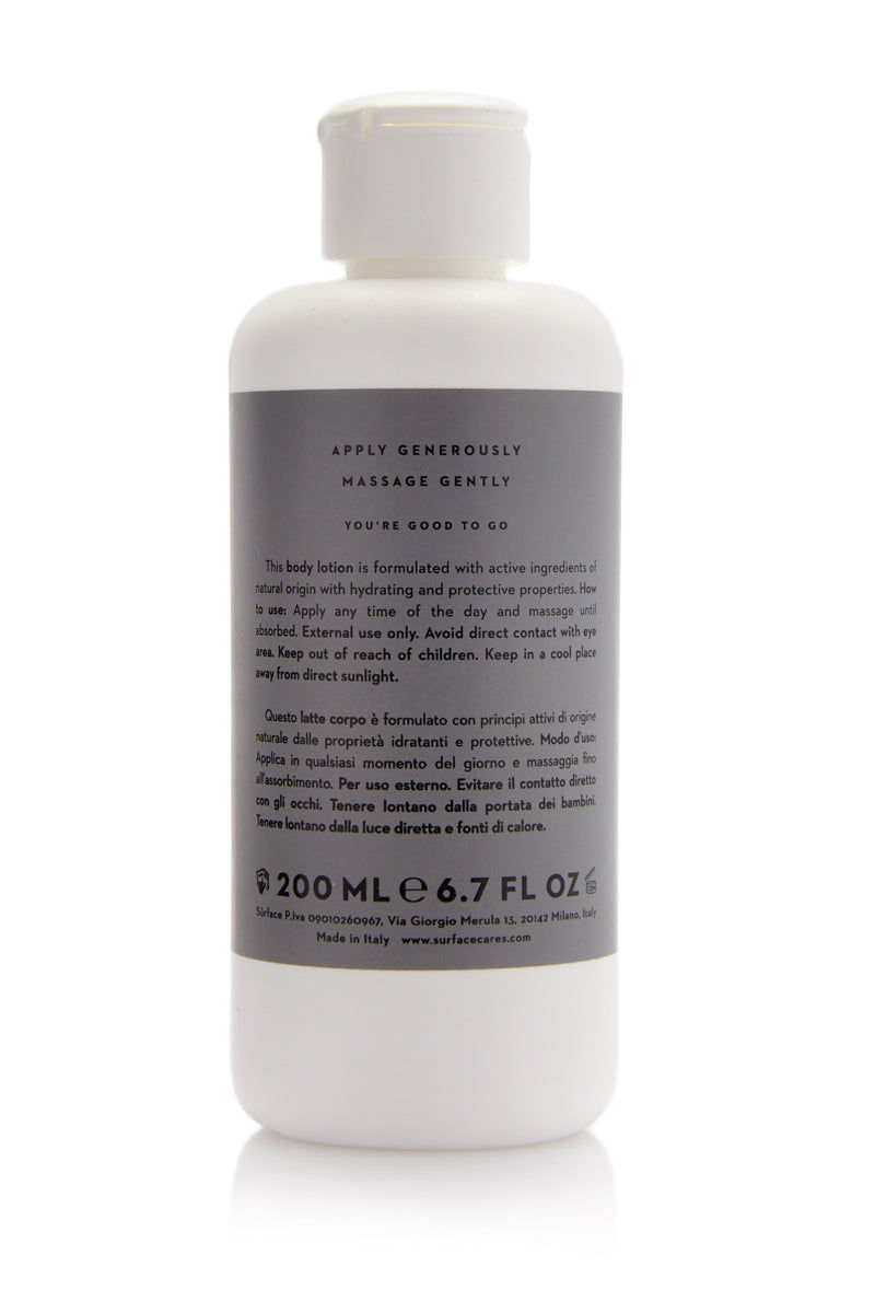 SURFACE Body Lotion - 200ml Beauty   Surface Body Lotion - 200ml Back View