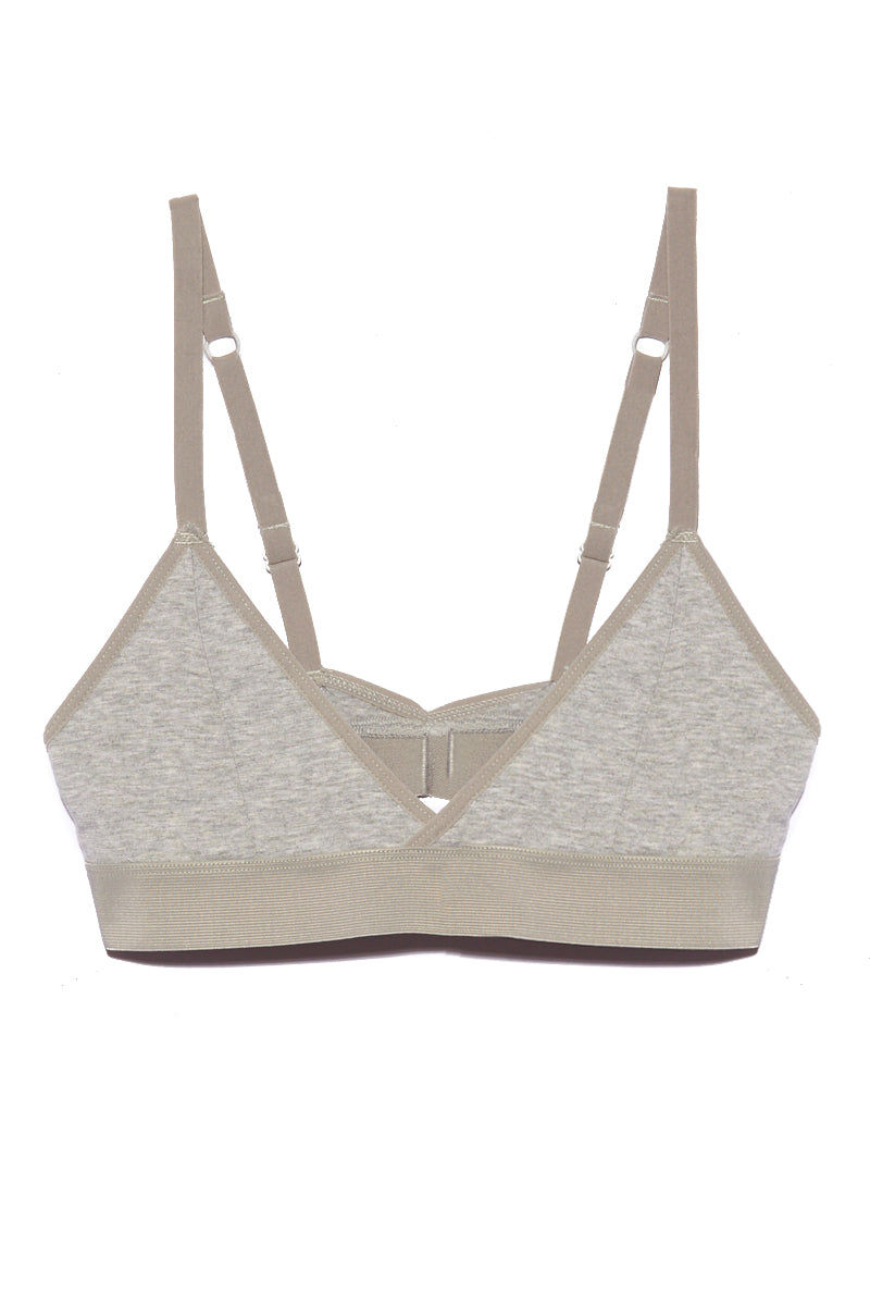 e09e6c9a750c5 RICHER POORER The Bralette - Heather Grey