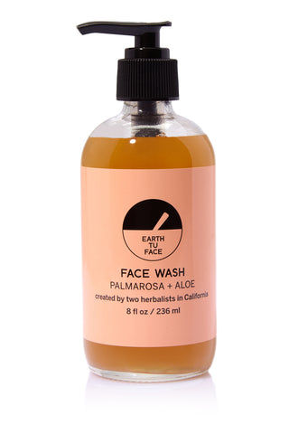 EARTH TU FACE Face Wash - 8 fl oz Beauty | EARTH TU FACE Face Wash - 8 fl oz The purest form of gentle soap made with organic, food-grade oils. This is a true soap that will remove impurities, make-up and refresh the face without stripping the skin.