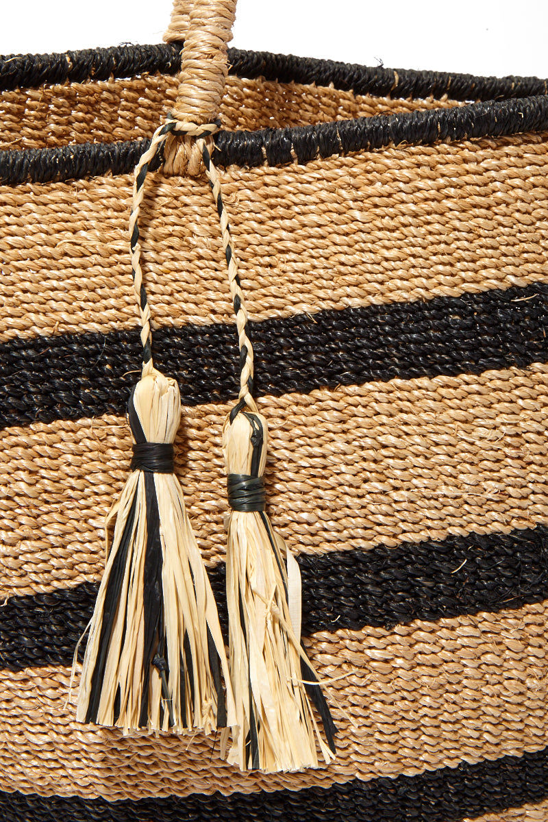 """KAYU Mare Stripe Tote Bag 