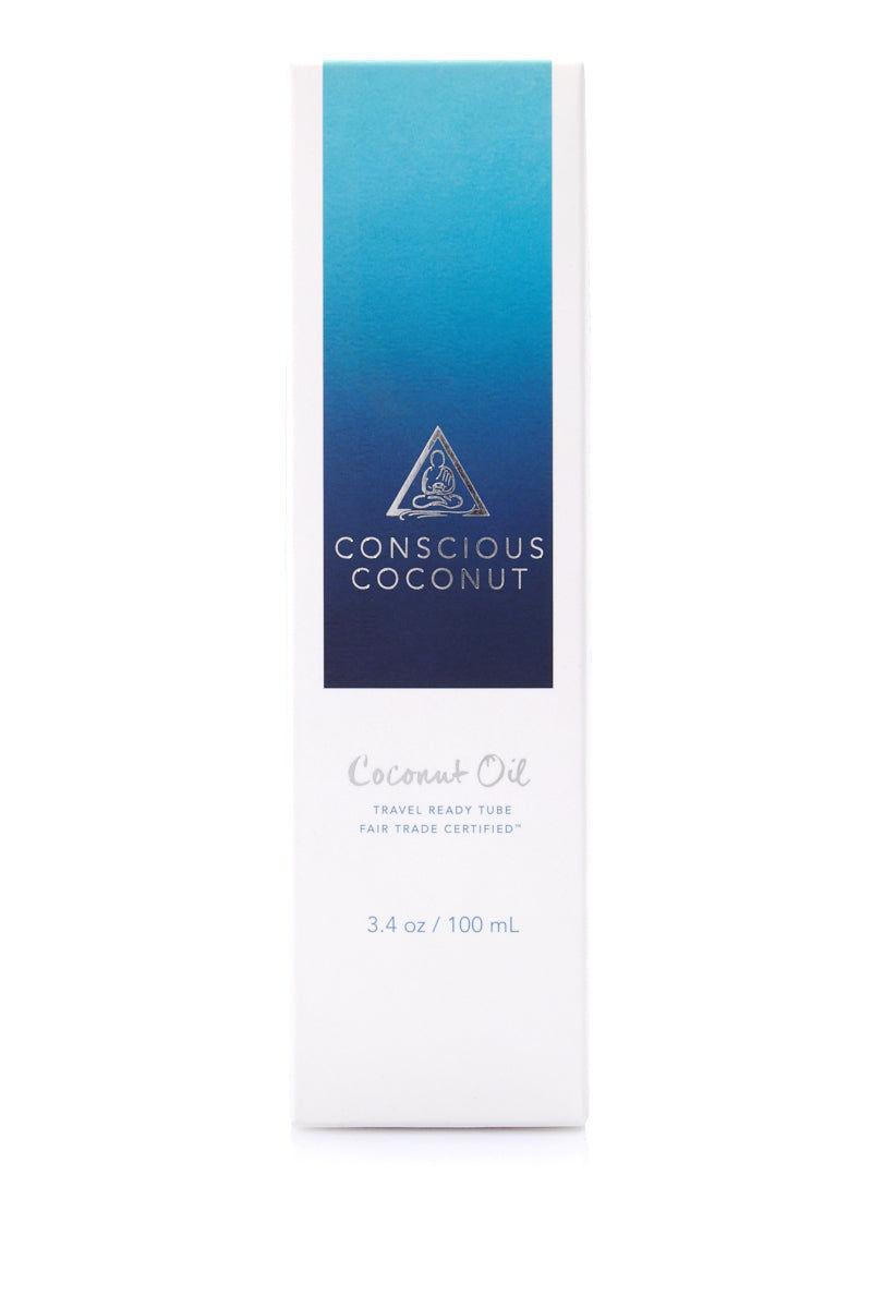 CONSCIOUS COCONUT Organic Coconut Oil Beauty | natural| conscious coconut organic coconut oil