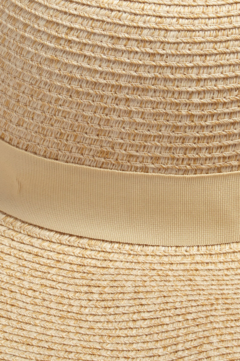 DAVID & YOUNG Floppy Sun Hat - Sand Hat | | David & Young Floppy Sun Hat - Sand close up