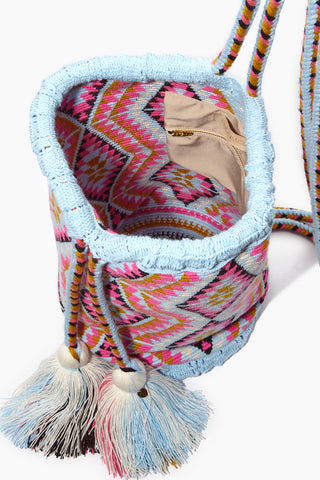 CHILA BAGS Provenza I Backpack - Print Bag | Print| CHILA BAGS Provenza I Backpack Open View
