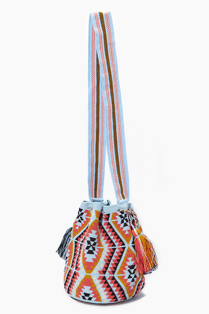 CHILA BAGS Provenza I Special Edition Bag - Print Bag | Print| CHILA BAGS Provenza I Special Edition Bag Side View