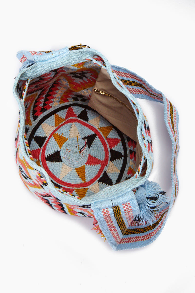 CHILA BAGS Provenza I Special Edition Bag - Print Bag | Print| CHILA BAGS Provenza I Special Edition Bag Open View