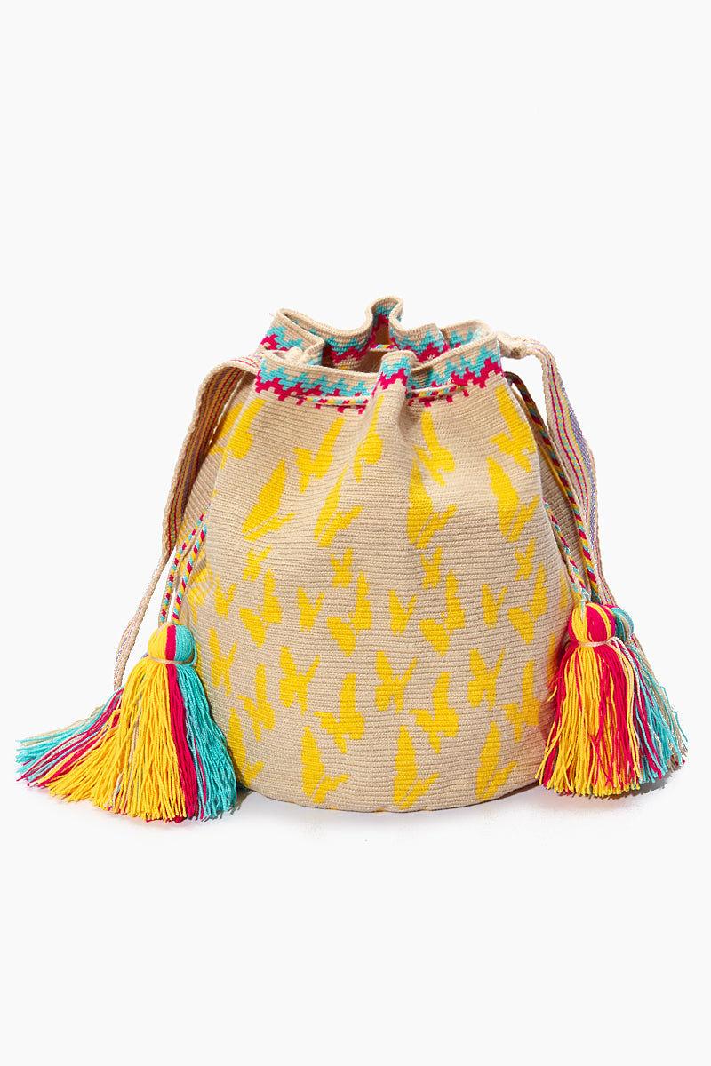 CHILA BAGS Macondo Special Edition Bag - Print Bag | Print| CHILA BAGS Macondo Special Edition Bag Front View