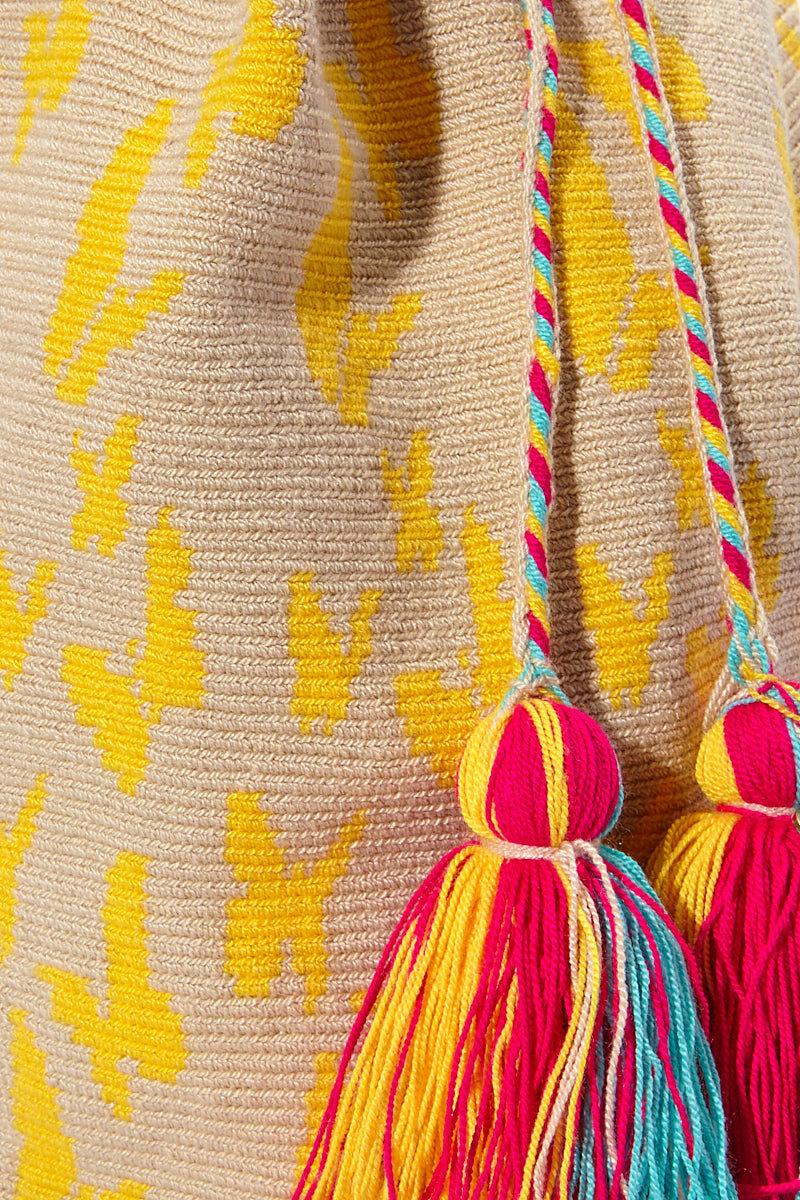 CHILA BAGS Macondo Special Edition Bag - Print Bag | Print| CHILA BAGS Macondo Special Edition Bag Detail View
