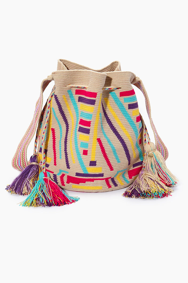 CHILA BAGS Pance Special Edition Bag - Print Bag | Print| CHILA BAGS Pance Special Edition Bag Front View