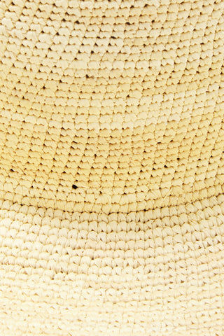 KAYU Cristobal Straw Sun Hat - Natural Hat | Natural| Kayu Cristobal Hat - Natural Loosely formed hat with large brim Made of Toquilla straw Handcrafted by skilled artisans in Ecuador Size Guide:   56-57 cm with adjustable band One size fits most Close View