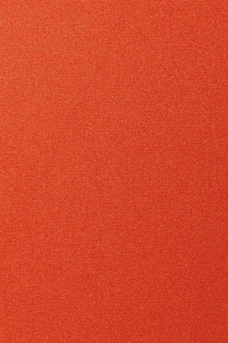 WILDASTER Chloe Slight Off Shoulder Bralette Bikini Top - Heatwave Orange Bikini Top | Heatwave Orange| Wildaster Chloe Slight Off Shoulder Bralette Bikini Top - Heatwave Orange V Neckline  Off Shoulder Straps  Wide Underbust Band  V Back Detail  80% Nylon, 20% Spandex  Front View