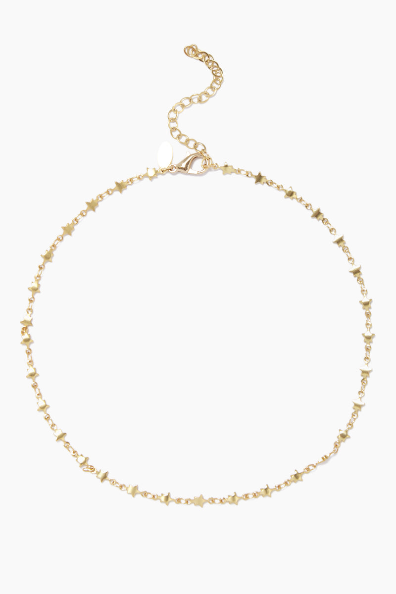 """GEMELLI JEWELRY Angel Choker - Gold Jewelry 
