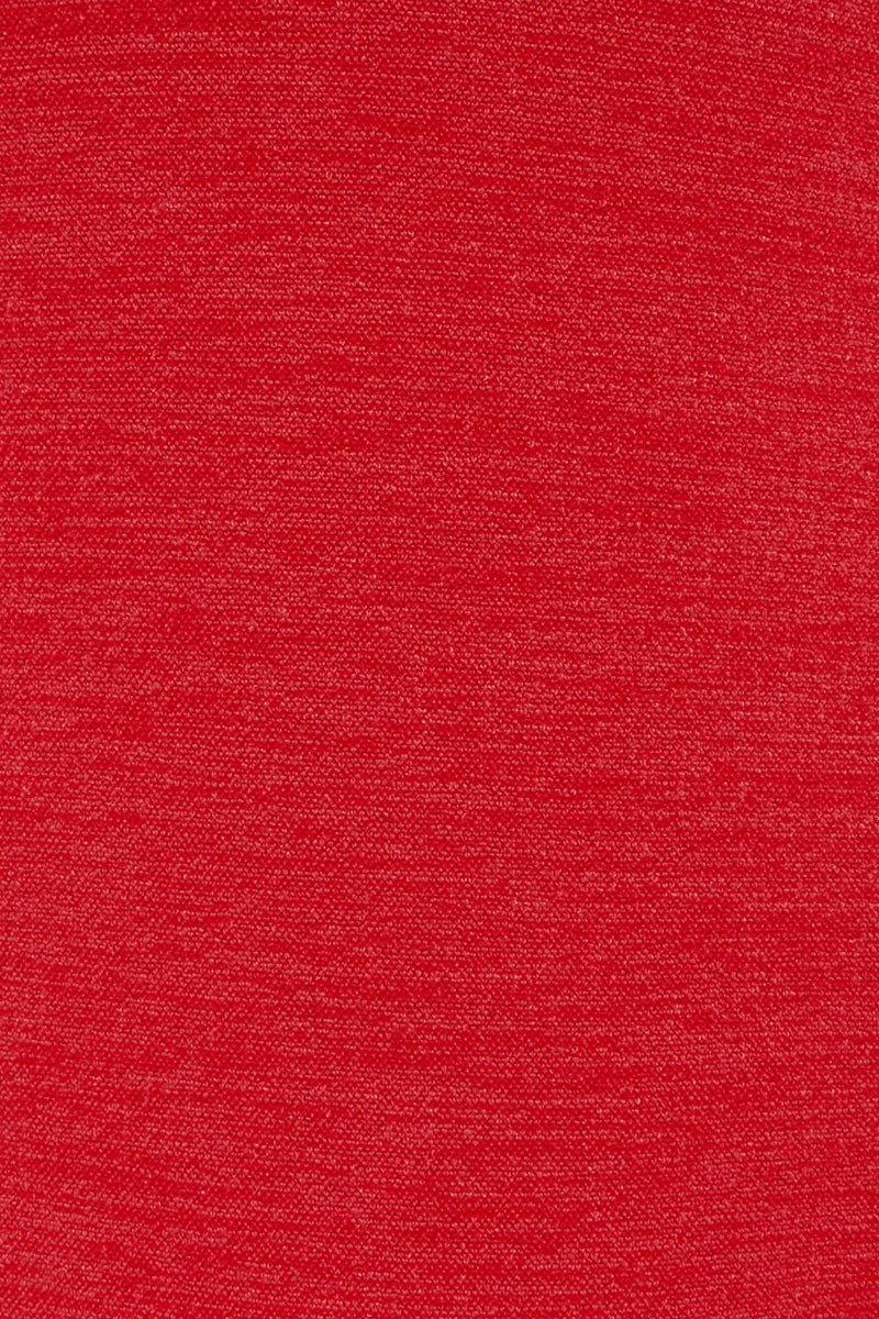 CLUBE BOSSA Malgosia Ruffle One Shoulder Bikini Top - Pepper Red Bikini Top   Pepper Red  Clube Bossa Malgosia Ruffle One Shoulder Bikini Top - Pepper Red. Features:  Off the shoulder bikini top Ruffle details Square neckline Front View