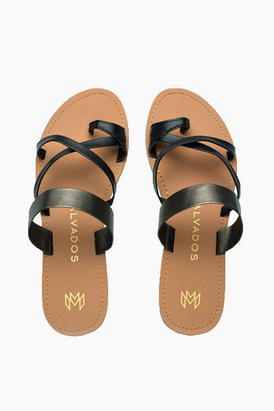 MALVADOS Vinyl Icon Joni Sandals Sandals   Vinyl Icon Joni Sandals