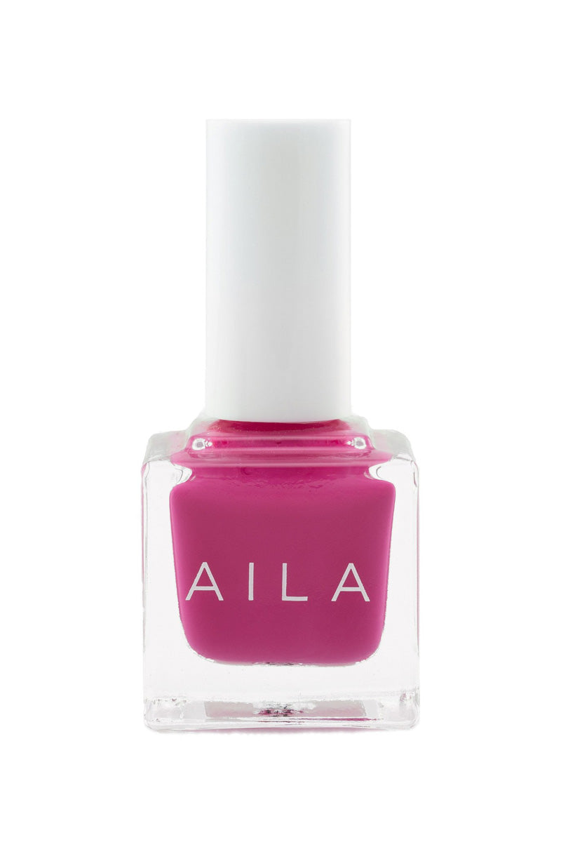 AILA COSMETICS 5 Senses Nail Polish Nails | 5 Senses| Aila Cosmetics Nail Polish Front View