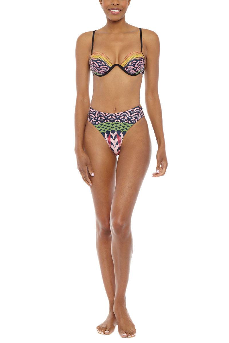ANDREA IYAMAH Sonya Bikini Bottom Bikini Bottom | Sonya Print| Andrea Iyamah Sonya Bikini Bottom