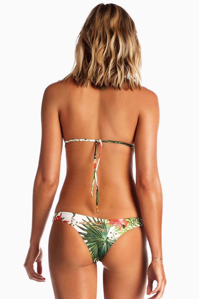 VITAMIN A Gia Triangle Top Bikini Top | Baja Botanical |