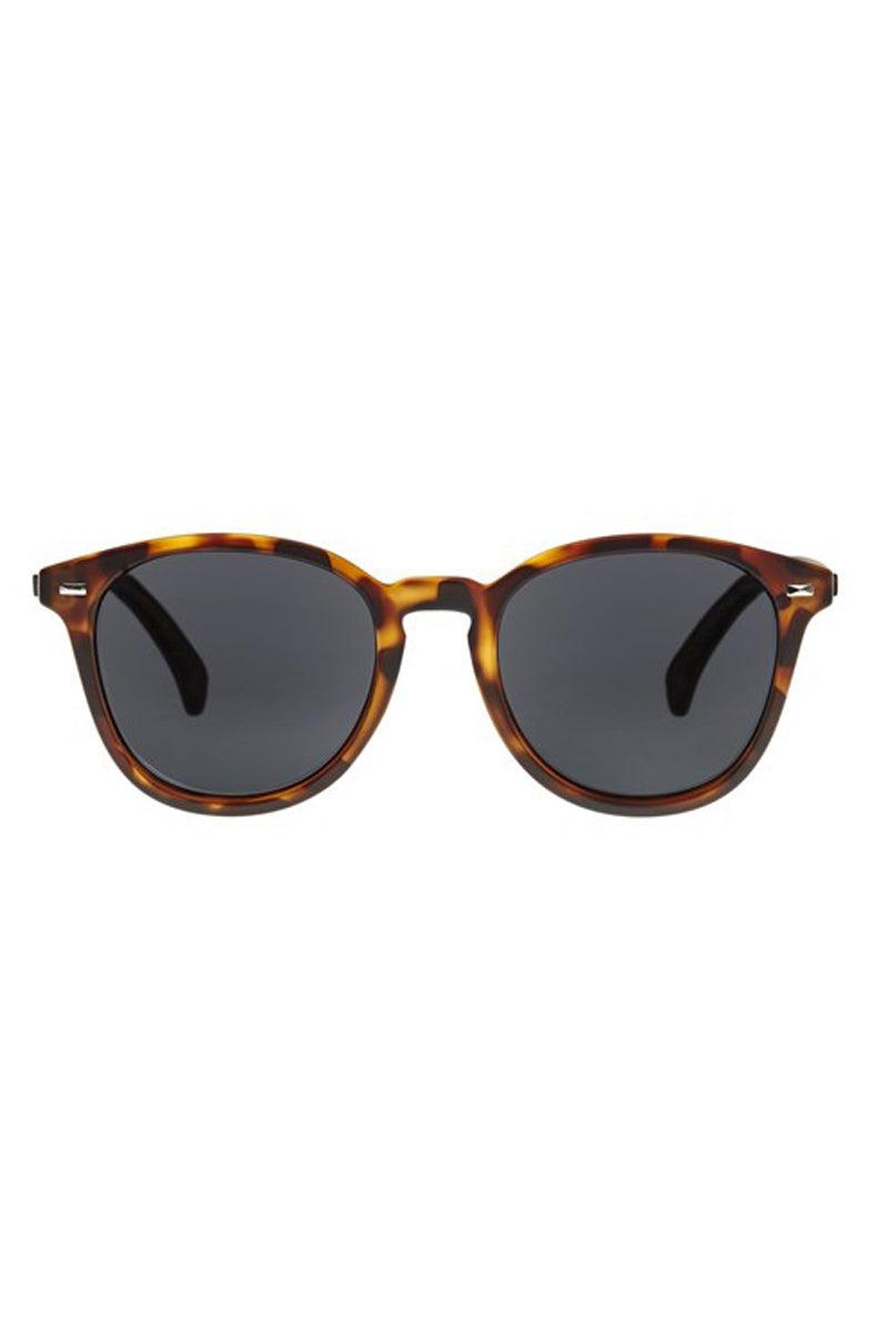 LE SPECS Bandwagon Sunglasses - Matte Tort Sunglasses   Matte Tort  Le Specs Bandwagon Sunglasses