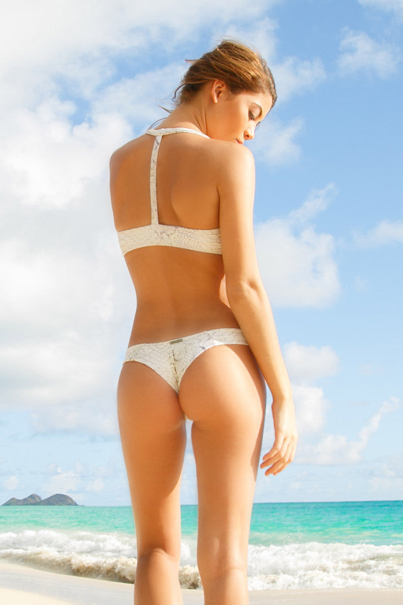 BOYS + ARROWS Margot The Mess Top Bikini Top | Rattle|Mahina