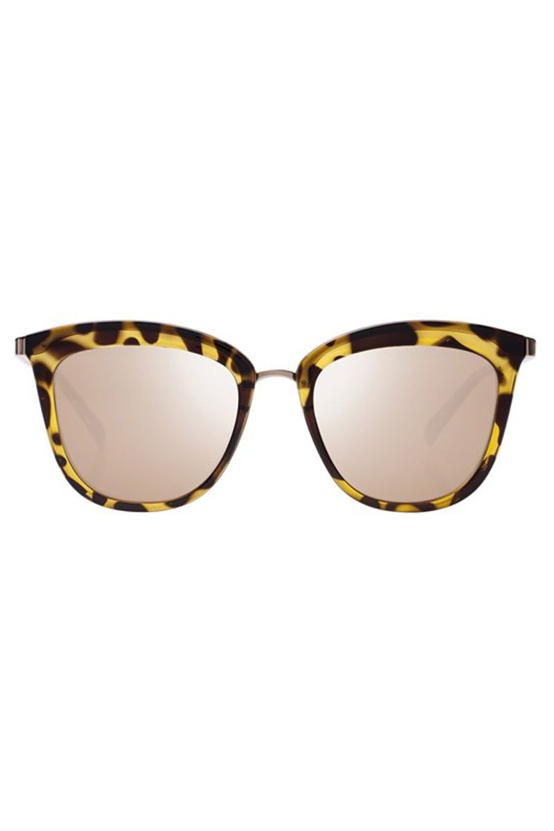 LE SPECS Caliente Sunglasses - Syrup Tort Sunglasses | Syrup Tort| Le Specs Caliente Sunglasses As Seen On Olivia Palermo