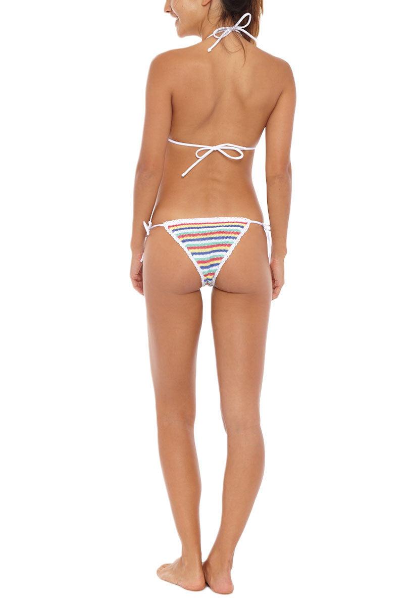 CAPITTANA Trinidad Bottom Bikini Bottom | Trinidad Stripe| Capittana Trinidad Bikini Bottom
