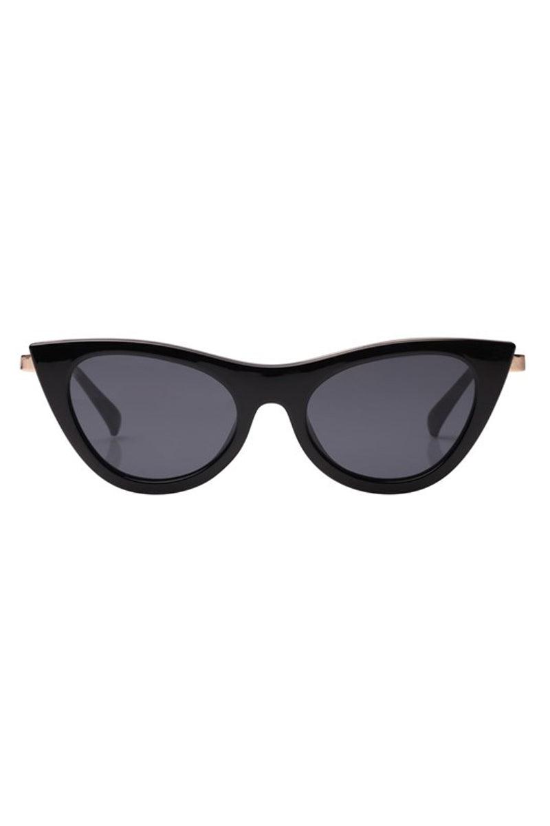 LE SPECS Enchantress Sunglasses - Black Sunglasses | Black| Le Specs Enchantress Sunglasses