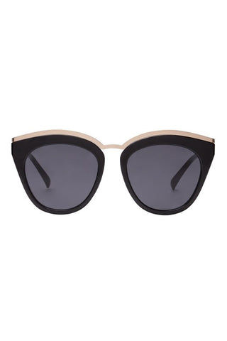 LE SPECS Eye Slay Sunglasses - Black Sunglasses | Black| Le Specs Eye Slay Sunglasses