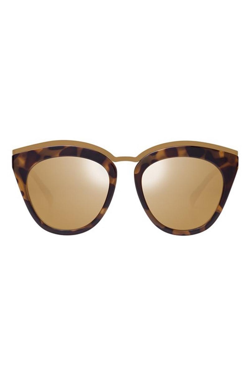 LE SPECS Eye Slay Sunglasses - Milky Tort Sunglasses | Milky Tort| Le Specs Eye Slay Sunglasses