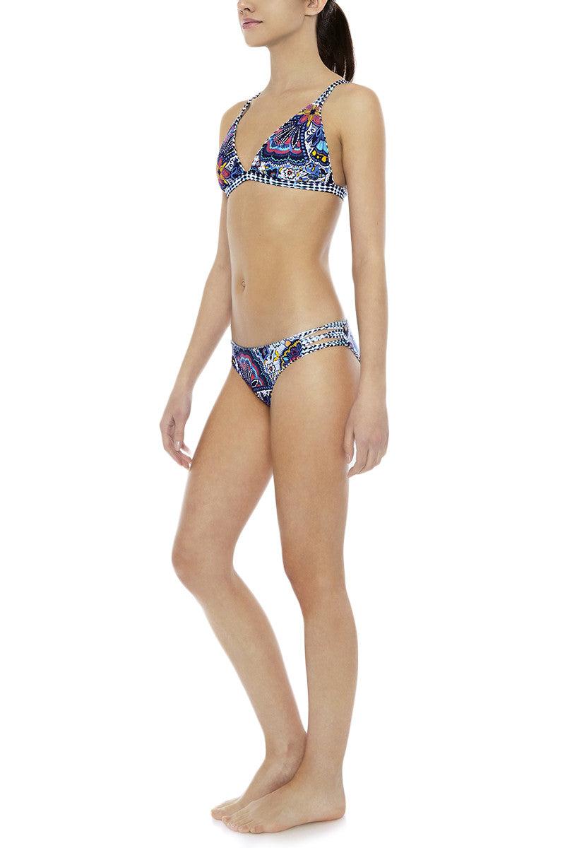 BODY GLOVE Flare Reversible Top Bikini Top | Free Spirit| Body Glove Flare Reversible Top