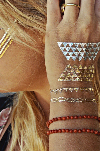 FLASH TATTOOS Dakota Set Accessories | Dakota Set
