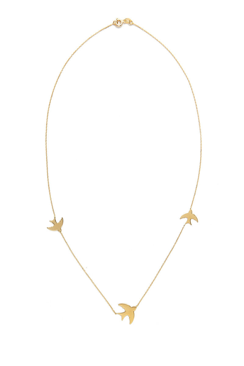 TALIA NAOMI Fly Me To The Moon Jewelry | Gold| Fly Me To The Moon